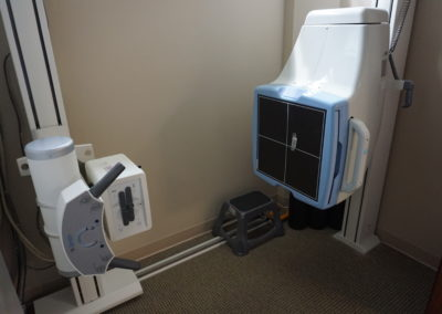 Quantum Medical Imaging X-ray System at Bakeris Family Chiropractic