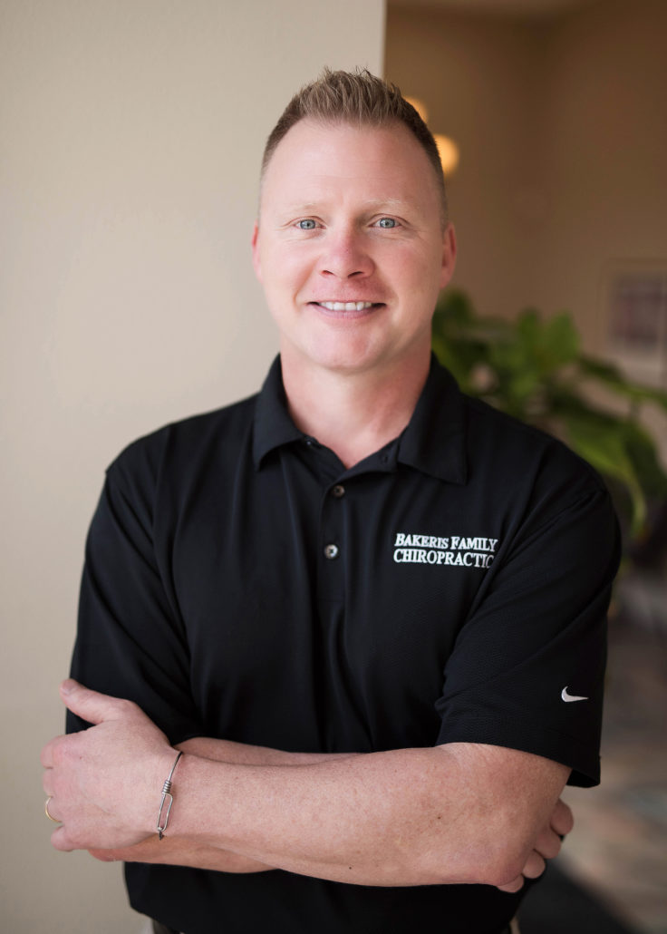 Mark Bakeris, D.C. Chiropractor in Coralville, Iowa